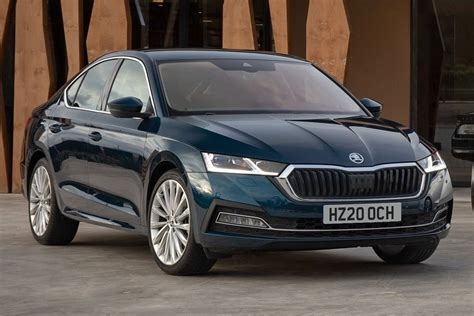 Check out the latest price here and get in touch with us to book your vehicle. Skoda Octavia (2020) first drive | Parkers