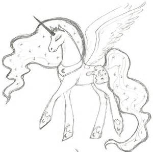 My Little Pony Drawings