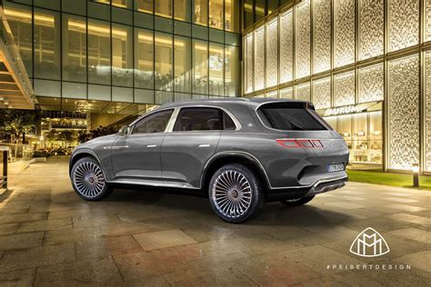 peisert design rendered the mercedes maybach ultimate