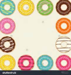 Donut Border Clip Art Free