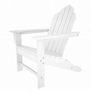 Polywood Patio Chairs Furniture The Home Depot Outdoor