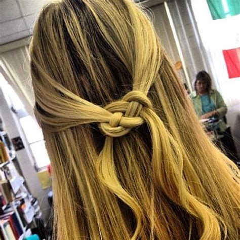 infinity braid long hairstyles how to