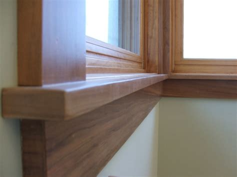 Window Sill Casing by Like These Window Casings Inspiration Home Decor