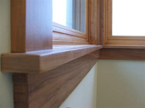 Custom Window Sills by Like These Window Casings Inspiration Home Decor