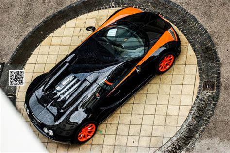 Bugatti table culture, kitchen & handkerchiefs. Video: Bugatti Veyron Grand Sport Vitesse WRC at Vienna University of Technology - GTspirit