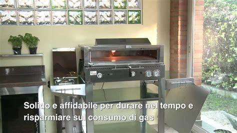 forno pizza da terrazzo combi l innovativo barbecue forno