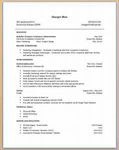 writing a good cv with no work experience With writing a resume with no work experience sample