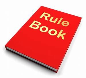 Rule Book Or Policy Guide Manual  U2013 Gd U0026t Basics