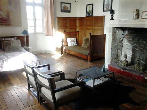 chambre de chateau chambres d 39 hôtes château de la fresnaye val du layon