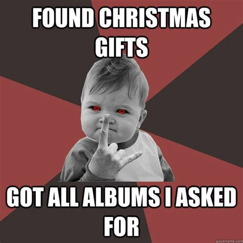 Christmas Memes 2018 - download festival download s favourite christmas rock and metal memes