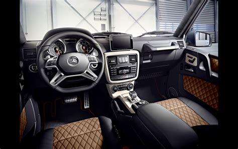 2016 Mercedes Benz G Class Interior 5 1680x1050