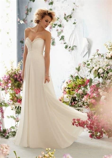 choosing     sea  beach wedding dresses