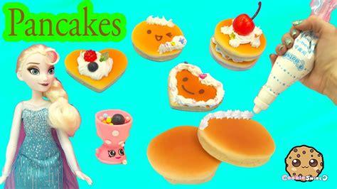 whipple frosting happy pancakes craft playset  disney