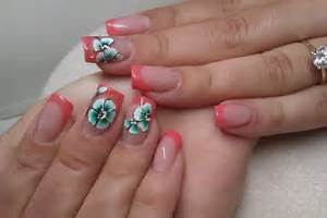 Gel nail art designs gallery images simple