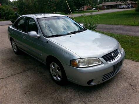 Find Used 2003 Nissan Sentra Gxe Sedan 4door 18l In