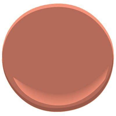 terra cotta benjamin paint color benjamin baked terra cotta 1202 paint colors