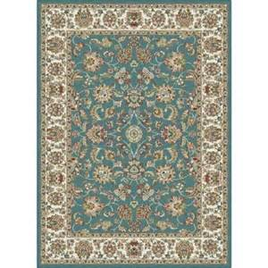 Gold Kitchen Faucets Tayse Rugs Blue 5 Ft 3 In X 7 Ft 3 In Traditional Area Rug Cpr1003 5x8 The Home Depot