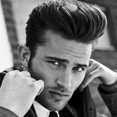 1950s Greaser Hairstyles by Greaser Hairstyles For S Hairstyles Haircuts 2019
