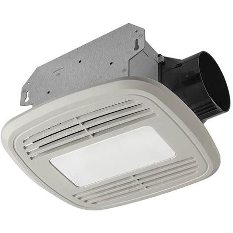 Utilitech Bathroom Fan With Light by Shop Utilitech 1 5 Sone 80 Cfm White Bathroom Fan Energy