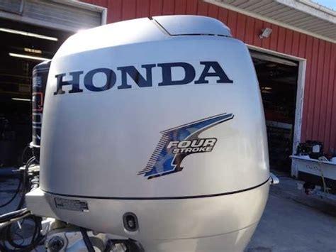 Honda Boat Motors 90hp by 6m3677 Used 2006 Honda Bf90a6rta 90hp 4 Stroke Outboard