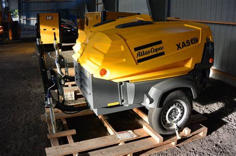atlas copco kompressor used atlas copco 2016 ny kompressor xas47 85 m compressors year 2016 price 10 413 for sale