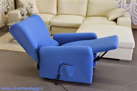 Copripoltrona In Tessuto Elasticizzato Per Poltrone Relax