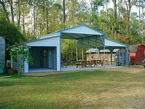 Carport Vor Garage : awesome carport rv storage pinterest storage sheds carolina carports and sheds ~ Sanjose-hotels-ca.com Haus und Dekorationen