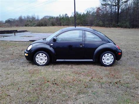 sell used 2000 volkswagen beetle gl hatchback 2 door 2 0l in boaz alabama united states