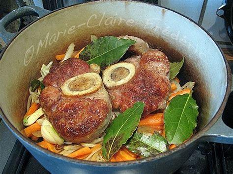 comment cuisiner du jarret de boeuf comment cuire jarret de veau