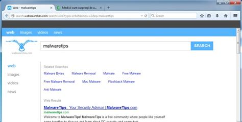 Remove Search.webssearches.com Virus (removal Guide