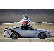 US Air Force Thunderbirds Edition Mustang Sells For $398k