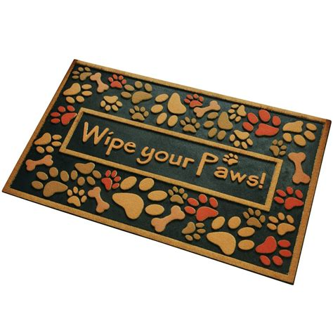 Outdoor Welcome Door Mats by Personalized Non Slip Rug For Patios Porch Outdoor