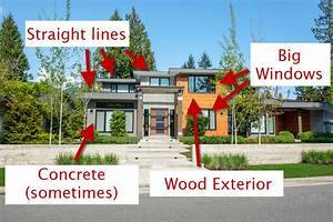 30  Different West Coast Contemporary Home Exterior Designs