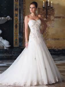 sweetheart wedding dresses 5 kinds of sweetheart wedding dresses