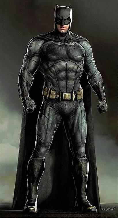 Batman Justice League Concept Deviantart Superman Dc