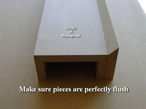Mdf Corbels by 9 Fireplace Mantel How To Build Mdf Corbels The Of