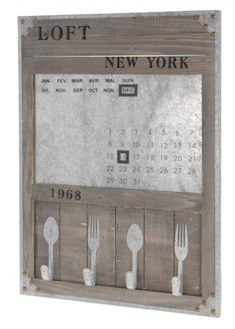 torchon cuisine original accroche torchon de cuisine en forme de couvert calendrier