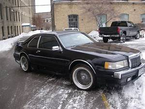 Monark1211 1988 Lincoln Mark Vii Specs  Photos