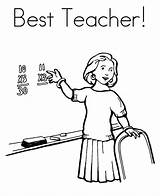 Coloring Teacher Appreciation Week sketch template