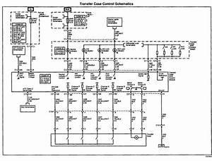 2003 Hummer H2 Transfer Case