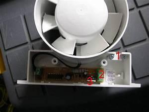 Install Shower Extractor Fan