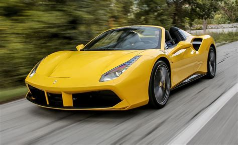 ferrari  spider  drive review car  driver