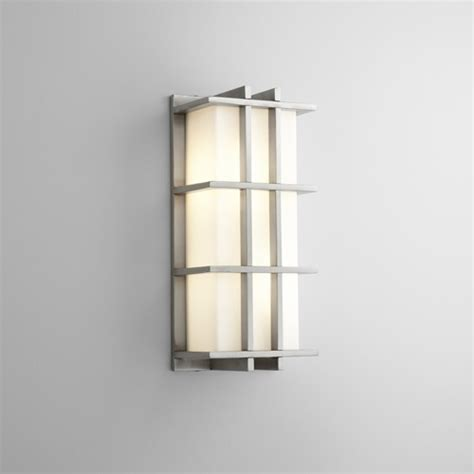 oxygen lighting telshore outdoor wall sconce modern