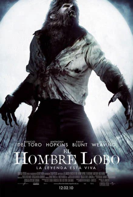 el hombre lobo el ultimo monstruo clasico chic