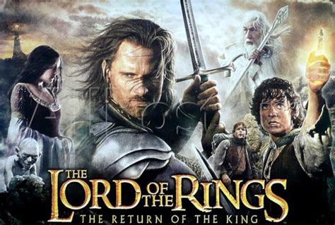 The Lord Of The Ring  The Return Of The King Audiobook
