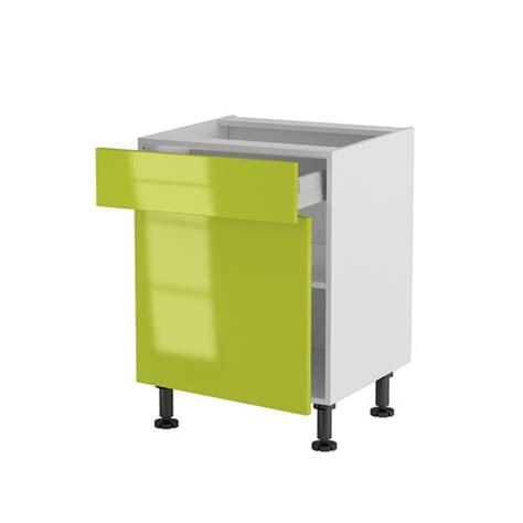 meuble cuisine vert cuisine meuble vert
