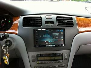 2006 Es330 Aftermarket Dash Kit And Stereo