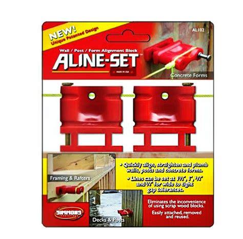 aline set by qilla buy the simmons innovations al102 aline set blocks