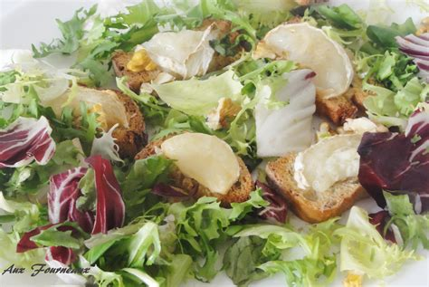 cuisiner les magrets de canard salade de chèvre chaud aux noix aux fourneaux