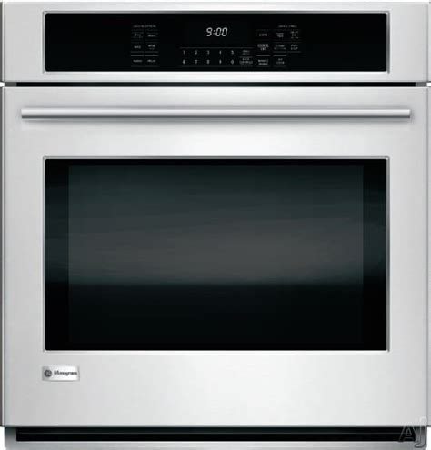 Monogram ZEK7000SHSS 27 Inch Single Electric Wall Oven